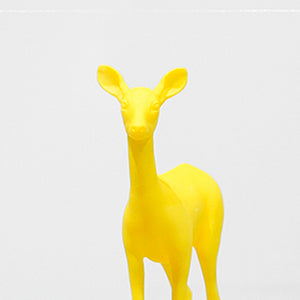 Bambi (Yellow) I Paco Raphael | Sculpture