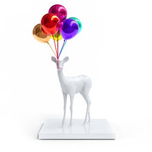 Load image into Gallery viewer, Bunch of Balloons Bambi (Silver) | Paco Raphael | Sculpture
