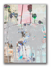 Load image into Gallery viewer, Eagle Rock | Paco Raphael | Painting & Digital Collage