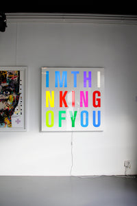 I'm Thinking of You | Paco Raphael | Sculpture