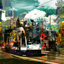 Load image into Gallery viewer, Use Me | Paco Raphael | Painting & Digital Collage