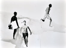 Load image into Gallery viewer, 'Beach Boys Moving' | Rikki Kasso | Painting