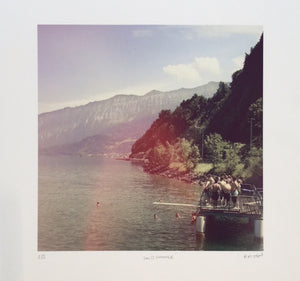 Swiss Summer  | Ali Mitton | Limited Edition Print