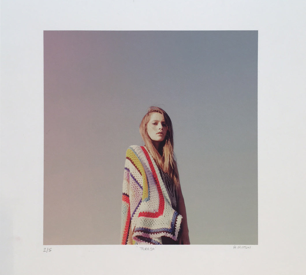 Teresa | Ali Mitton | Limited Edition Print