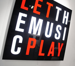 Let the Music Play  | Paco Raphael | Lightbox