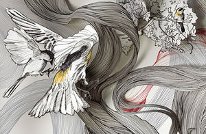 'China' | Gabriel Moreno | Limited Edition Print