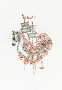 Dream Boat | Courtney Brims | Limited Edition Print