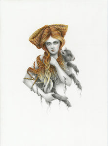 Mary | Courtney Brims | Limited Edition Print