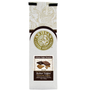Artisan Coffee Roasters Butter Toffee Coffee (DECAF)