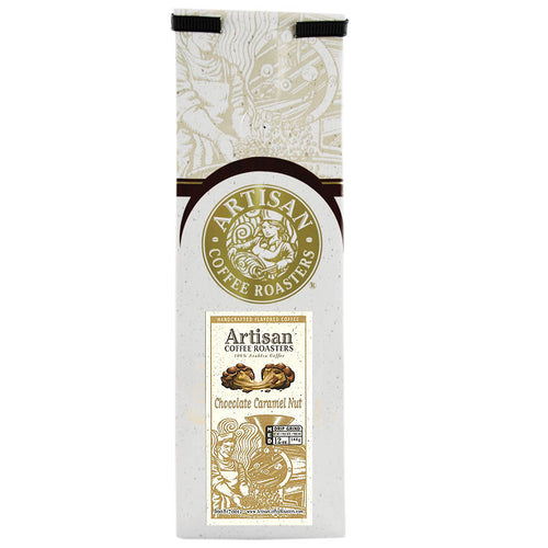 Artisan Coffee Roasters Chocolate Caramel Nut Coffee (DECAF)