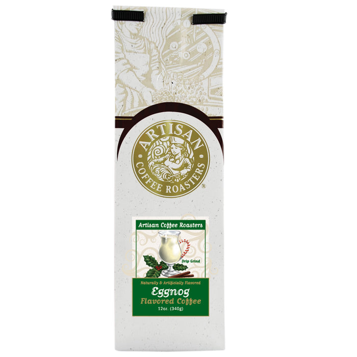 Artisan Coffee Roasters Eggnog Coffee  (DECAF)