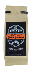 Barrel & Bean Kentucky Maple Bourbon Coffee