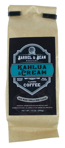 Barrel & Bean Kahlua & Cream Coffee
