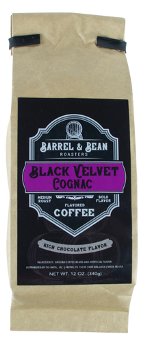 Barrel & Bean Black Velvet Cognac Coffee