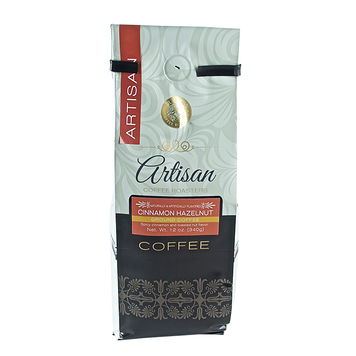 Artisan Cinnamon Hazelnut Coffee