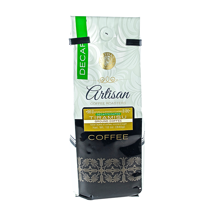Artisan Tiramisu DECAF Coffee