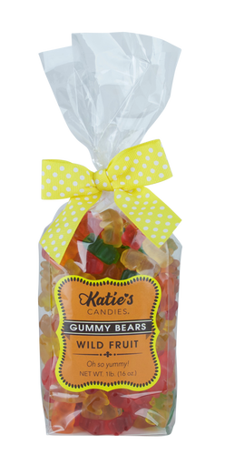 Katie's Wild Fruit Gummy Bears