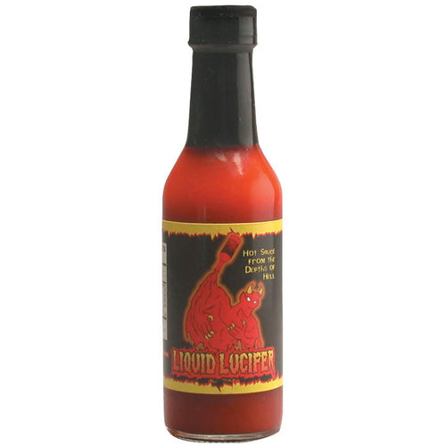 Liquid Lucifer Hot Sauce