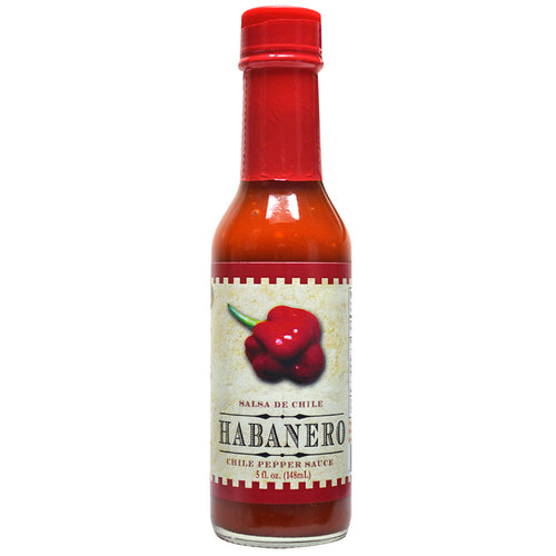 Spice Exchange Mexican Habanero Chile Pepper Sauce