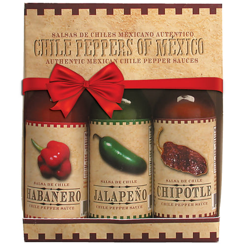 Spice Exchange Chili Peppers of Mexico 3pack