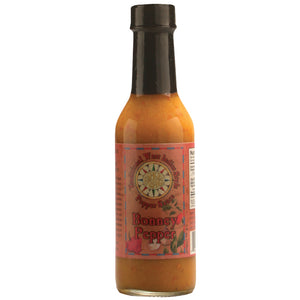 Spice Exchange Bonney Pepper Traditional West Indies Style Sauce