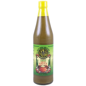 Spice Exchange Louisiana Green Hot Sauce