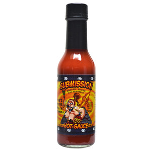 Submission XXX Rated Hot Sauce