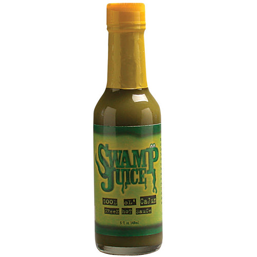 Swamp Juice Jalapeno Hot Sauce