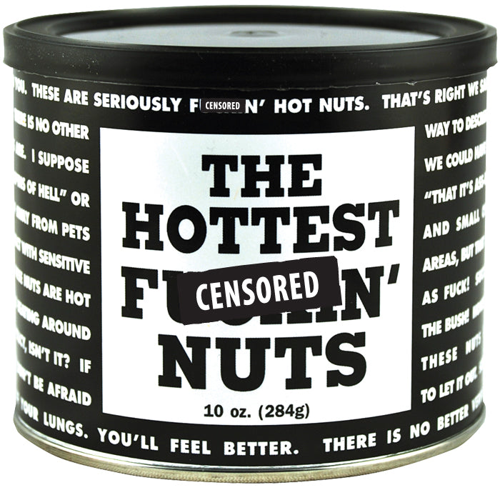 The Hottest F'n Nuts