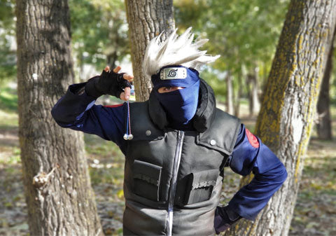 ACcosplay Naruto Kakashi Hatake Cosplay Review