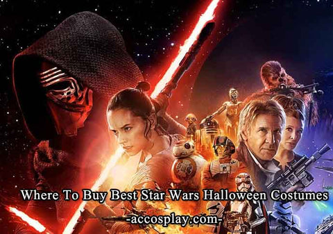 Where To Buy Best Star Wars Halloween Costumes