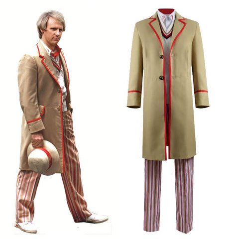 5th Doctor Costumes