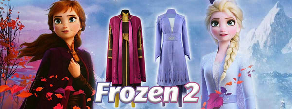 3 Best Frozen 2 Cosplay Costume For Disney Fans