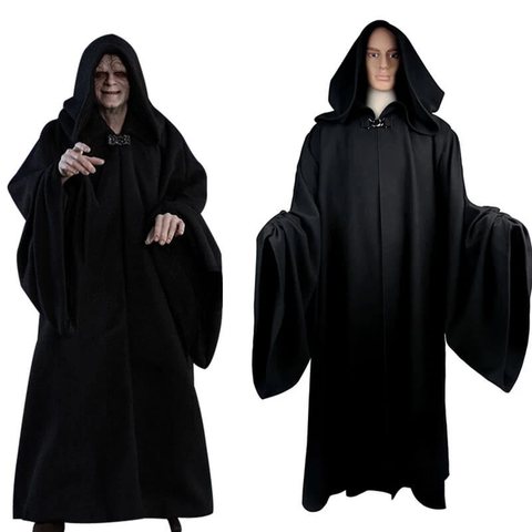 Star Wars Palpatine Cosplay Costume