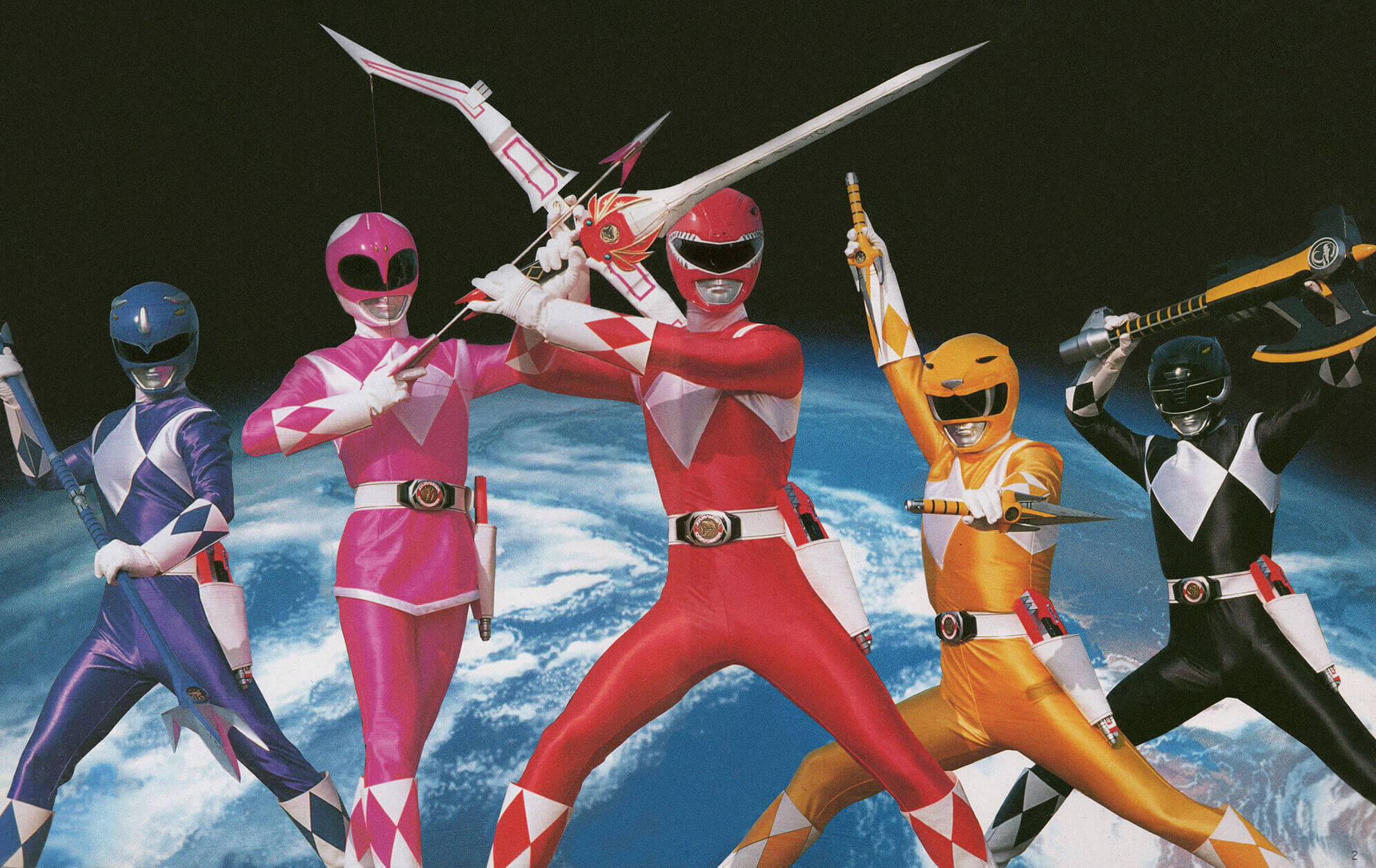 Power Rangers Costumes Kids Adults