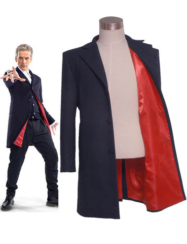 Accosplay 12th Doctor Who Costume For Halloween Cosplay - ACcosplay
