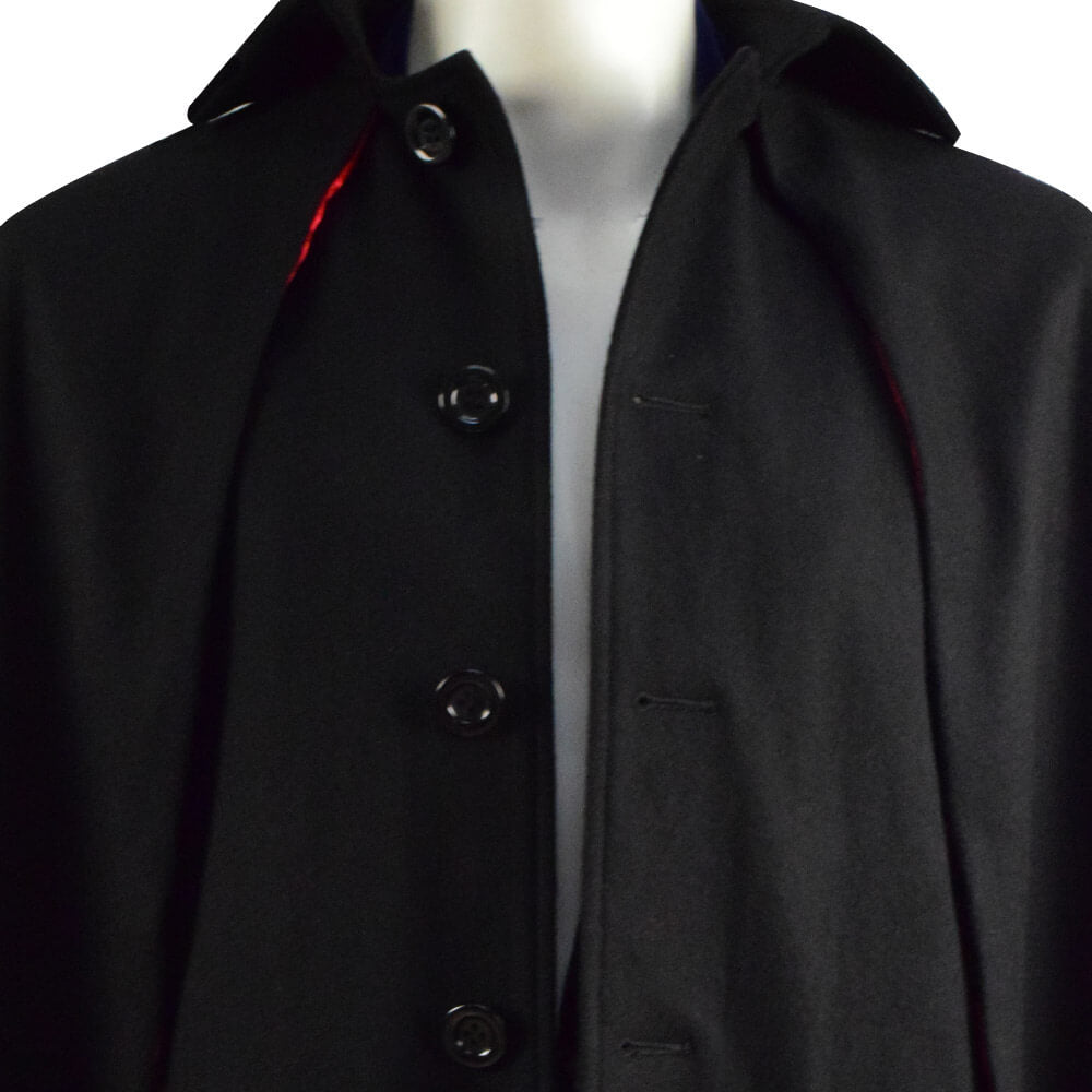 Doctor Who Third 3rd Doctor Jacket Coat Cape Cloak Cosplay Costume