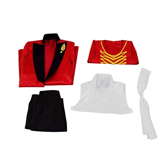 The Greatest Showman PT Barnum Uniform Cosplay Costume Party Suit For Adults/Kids - ACcosplay