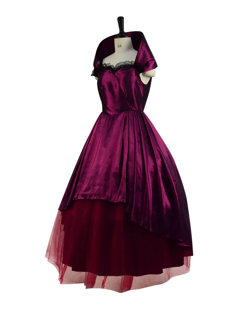 The Greatest Showman Bearded Lady Women Lettie Lutz Dress Cosplay Costume - ACcosplay