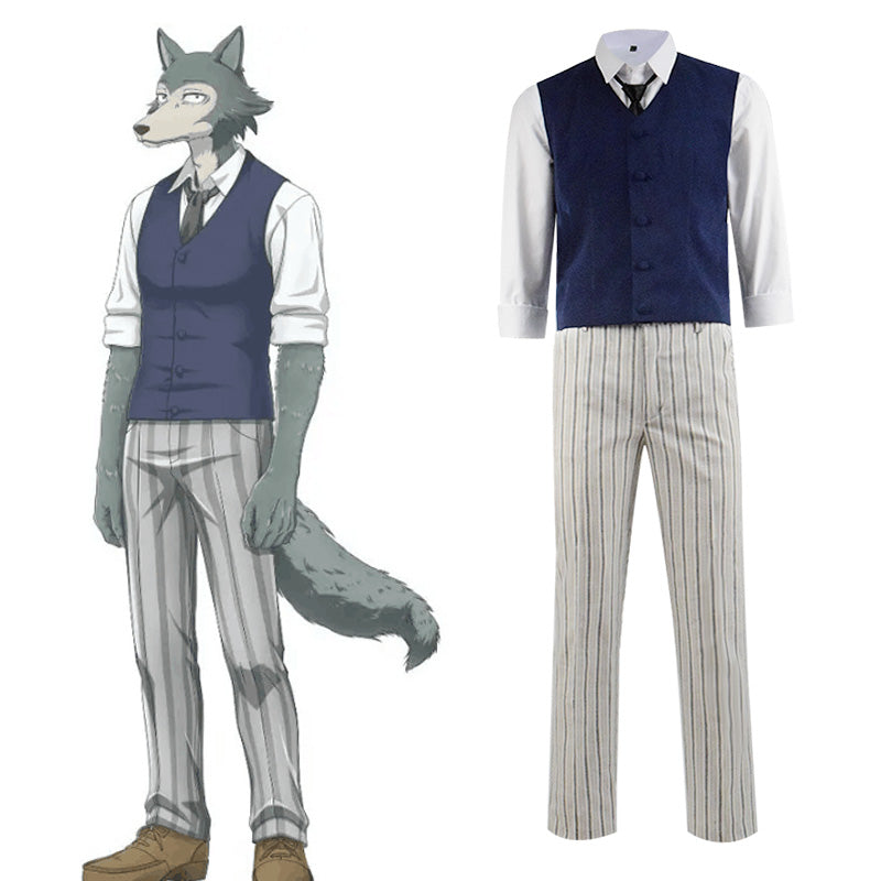 ACcosplay Beastars Legoshi Cosplay Costume Full Set For Sale - ACcosplay