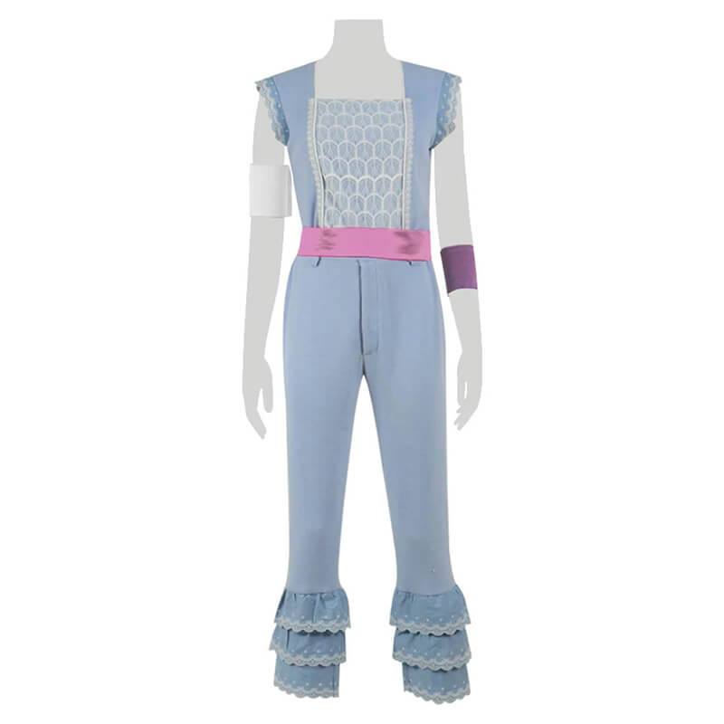2019 Disney Toy Story 4 Bo Peep Outfit Cosplay Costume ACcosplay - ACcosplay