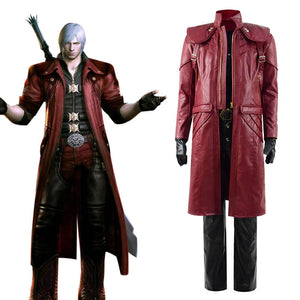 Devil May Cry V 5 DMC 5 Dante Cosplay Costume