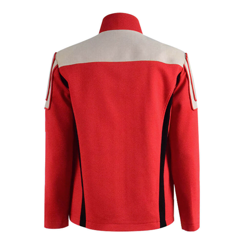 2020 Sonic The Hedgehog Doctor Robotnik Red Jacket Coat Cosplay Costume ACcosplay - ACcosplay