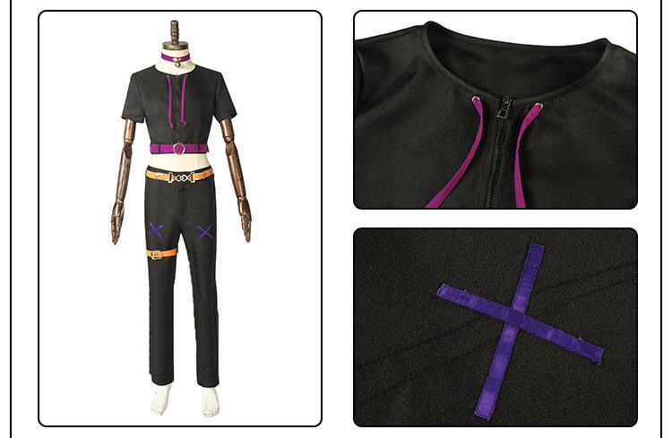 Ensemble Stars Halloween Trickstar Isara Mao Cosplay Costume - ACcosplay