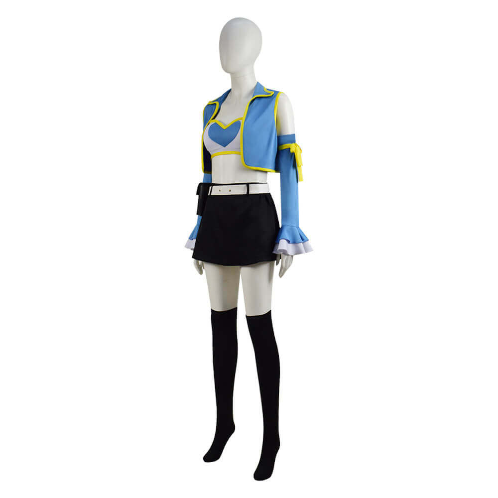 Best Game Fairy Tail Lucy Heartfilia Cosplay Costume Outfit ACcosplay