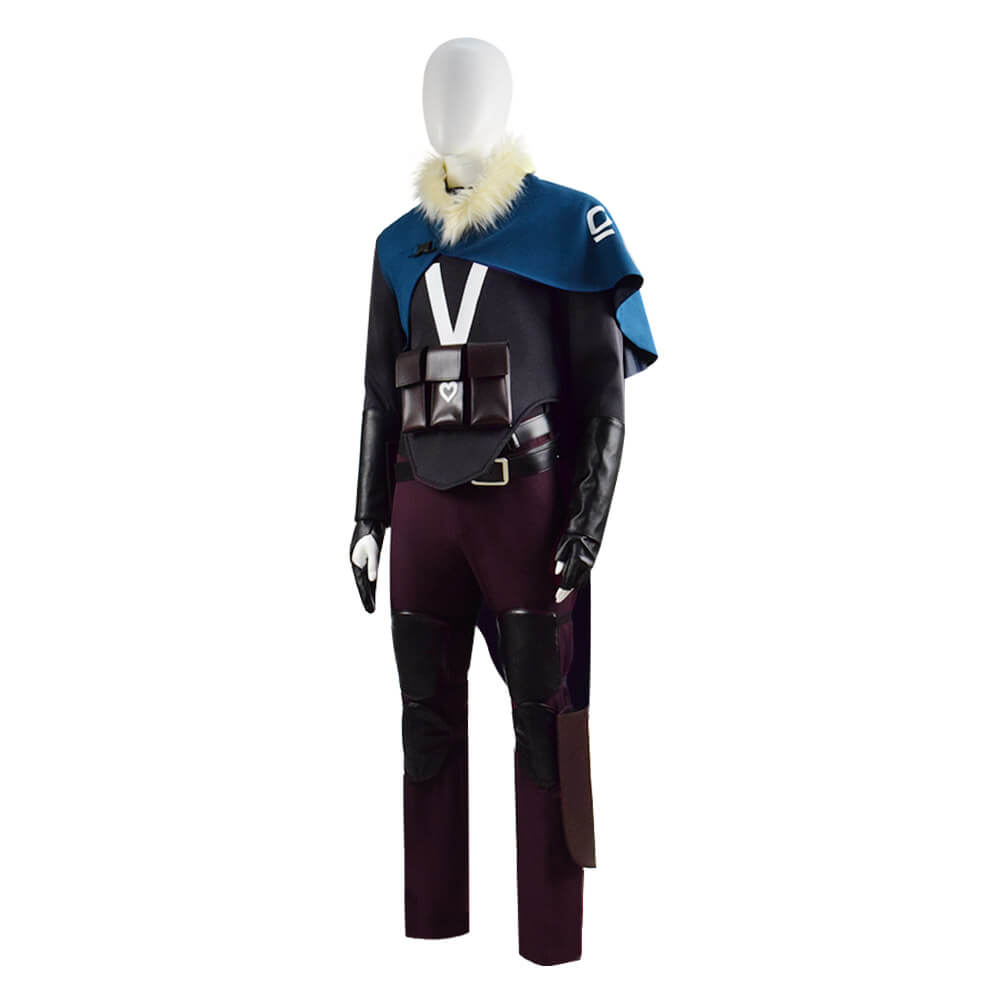 Buy Game Valorant Sova Cosplay Costume For Halloween Men Outfit - ACcosplay