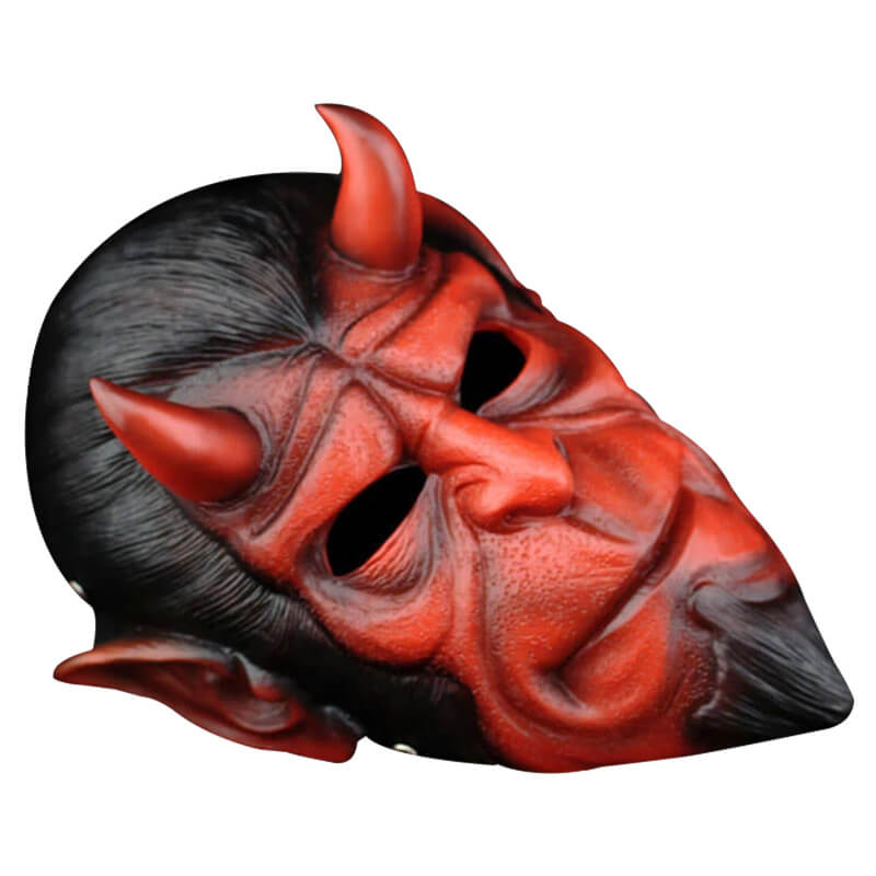 Buy Adult Hellboy Halloween Mask Party Cosplay 2019 Shop - ACcosplay