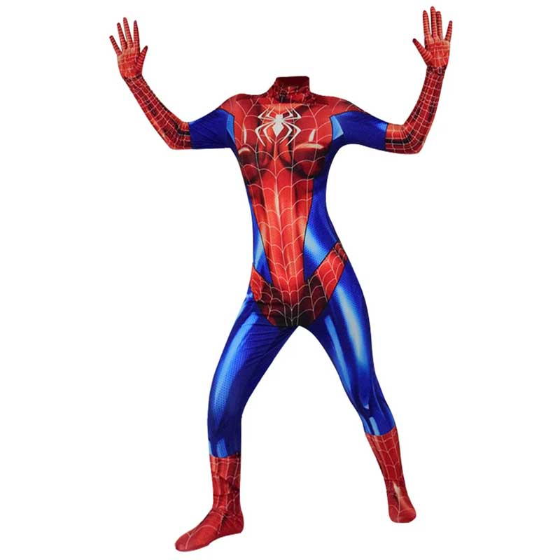 3D Printed Spiderman Suit Mary Jane Spider Costume Women Halloween Cosplay - ACcosplay