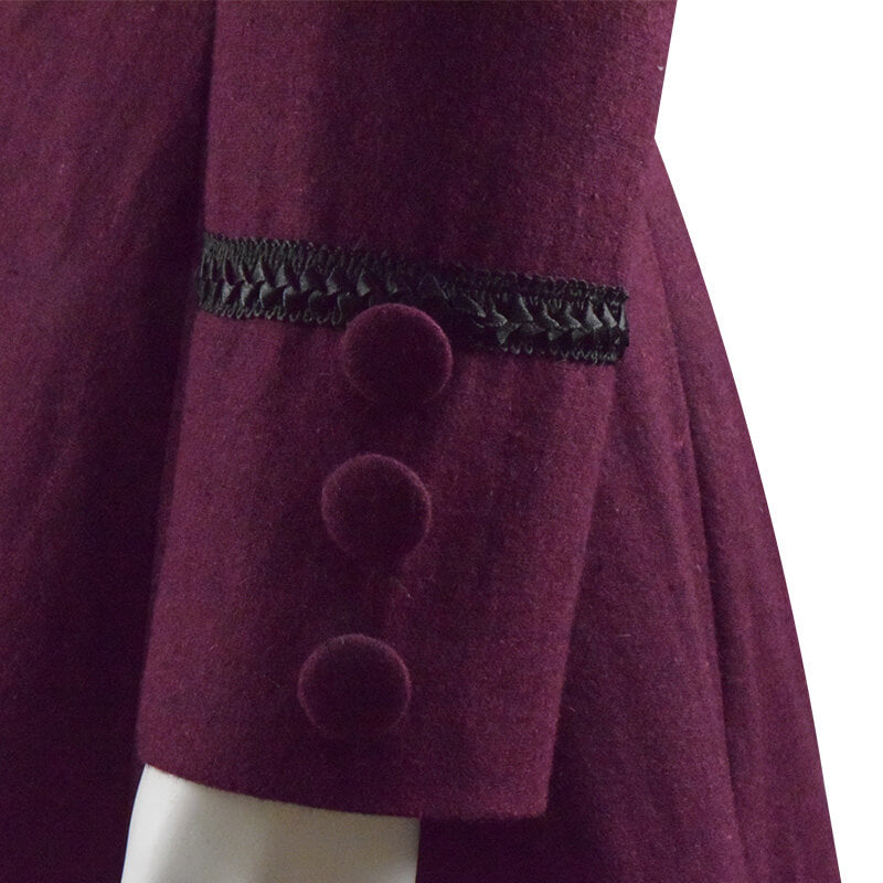 8th Doctor Who Cosplay The Master Missy Costume Suit Women Halloween Costume
