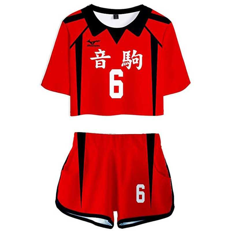 Haikyuu Kozume Kenma Cosplay Oikawa Tooru Costume Volleyball School Uniform - ACcosplay